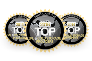 Food Logistics Top 3PL & Cold Storage Provider