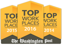 Washington Post Top Work Place
