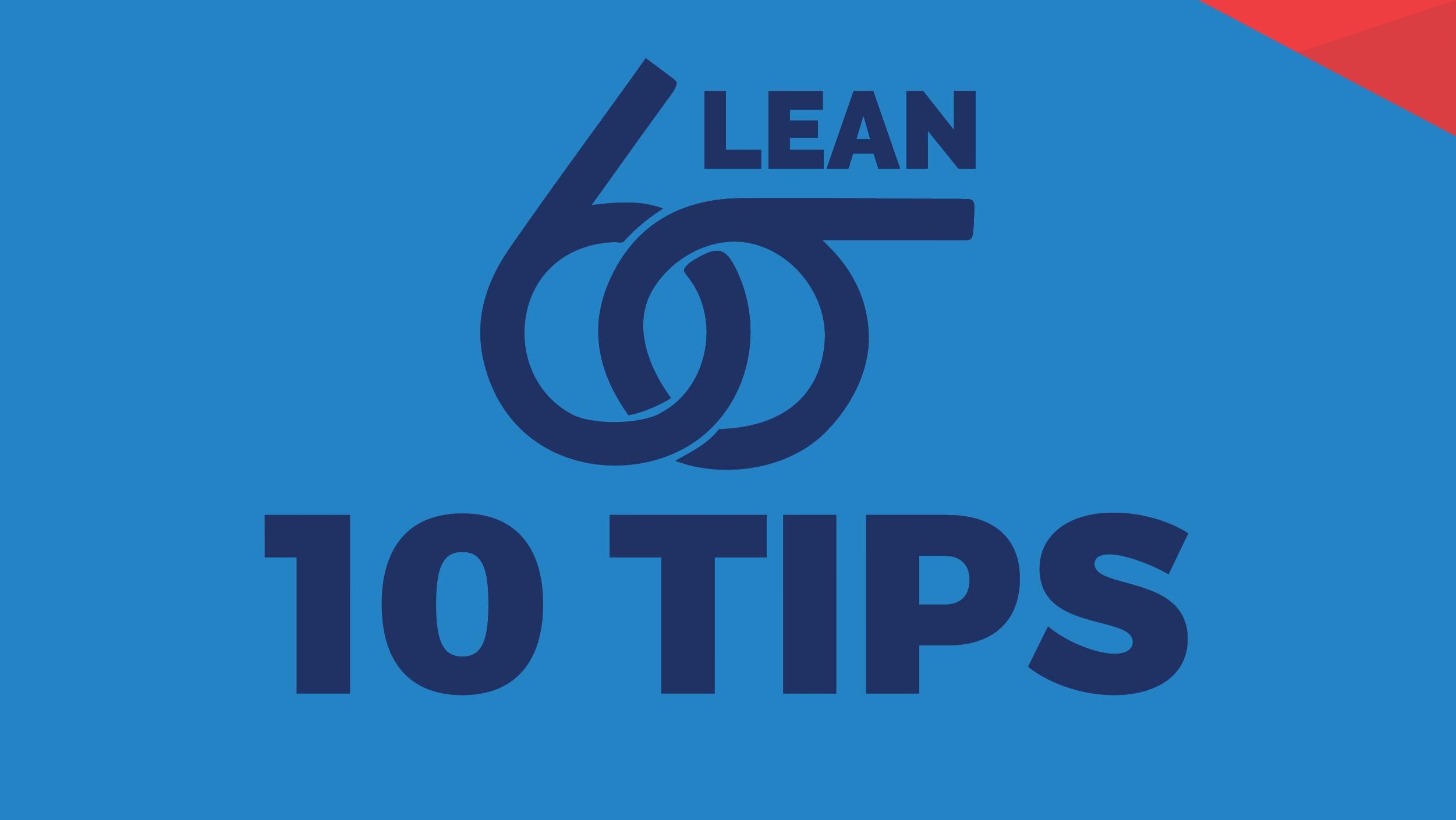 Lean Six Sigma Tips-02