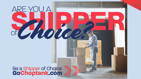 Shipper-of-choice