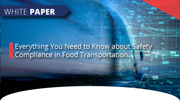 Safety Compliance in Food Transportation